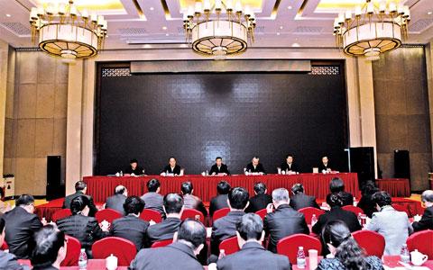 全国档案局长馆长会议在北京召开  陈世炬出席会议并讲话  李明华作工作报告